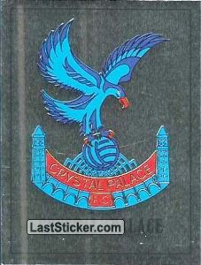 Crystal Palace Badge (Crystal Palace)