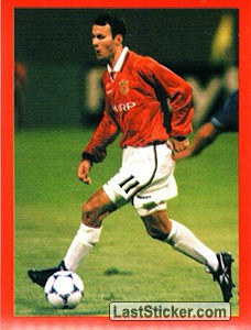 Ryan Giggs (International Honours)