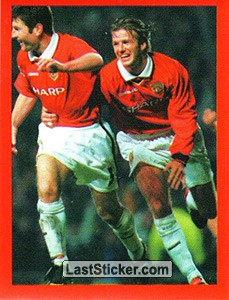 David Beckham / Denis Irwin (Players)