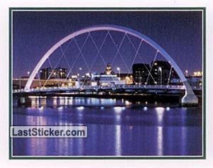 Clyde Arc Bridge (Sights and Landmarks)