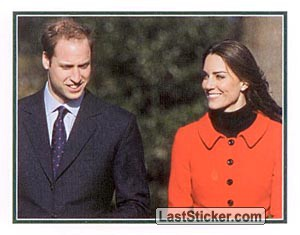 William and Kate (The New Royal Couple)