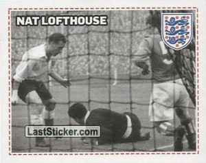 Nat Lofthouse (England's Early Years)