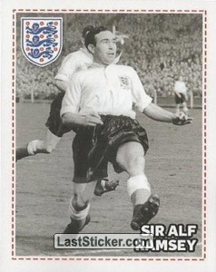 Alf Ramsey (England's Early Years)
