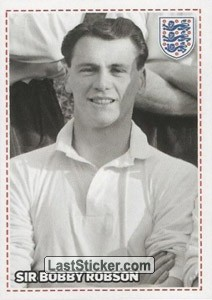 Bobby Robson (England's Early Years)