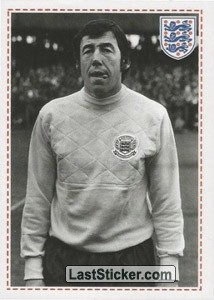 Gordon Banks (World Champions 1970)