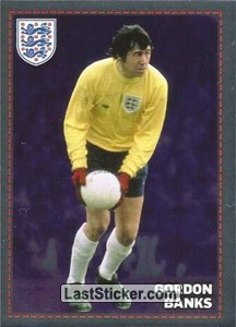 Gordon Banks (England Legends)