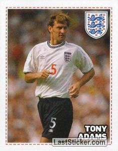 Tony Adams (England Legends)