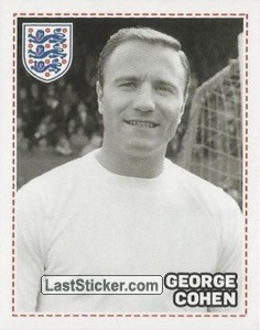 George Cohen (England Legends)