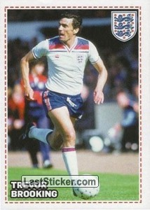 Trevor Brooking (England Legends)