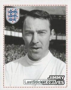 Jimmy Greaves (England Legends)