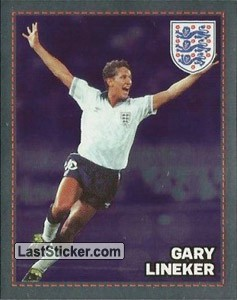 Gary Lineker (England Legends)