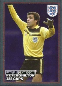125 - Peter Shilton (Most Caps)