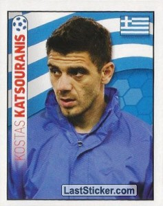 Kostas Katsouranis (Greece)