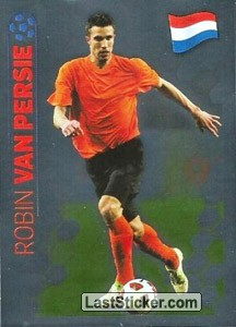 Star Player: Robin van Persie (Holland)
