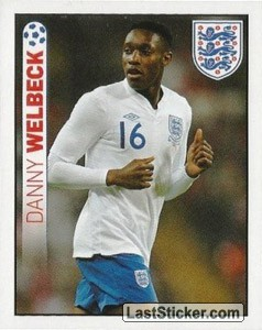 Danny Welbeck (The Squad)