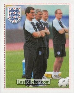 Fabio Capello (The England Team)