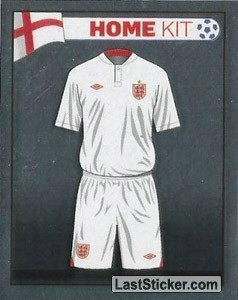Home Kit (The England Team)