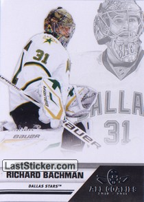 Richard Bachman (Dallas Stars)