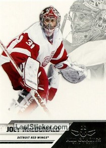 Joey MacDonald (Detroit Red Wings)