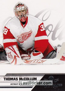 Thomas McCollum (Detroit Red Wings)