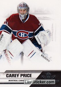 Carey Price (Montreal Canadiens)