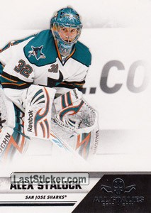 Alex Stalock (San Jose Sharks)