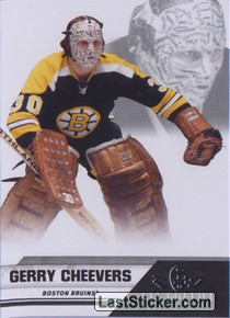 Gerry Cheevers (Boston Bruins)