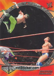 The Hurricane (IN RING ACTION)