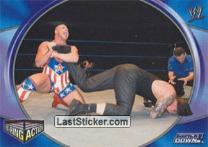 Kurt Angle (IN RING ACTION)