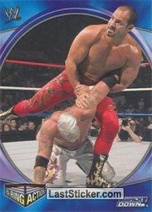 Chavo Guerrero (IN RING ACTION)