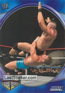 Charlie Haas (IN RING ACTION)