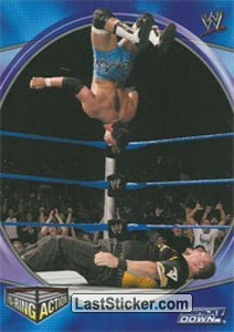 Billy Kidman (IN RING ACTION)