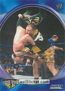 Bubba Ray Dudley (IN RING ACTION)