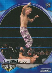 Spike Dudley (IN RING ACTION)