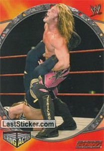 Chris Jericho (IN RING ACTION)
