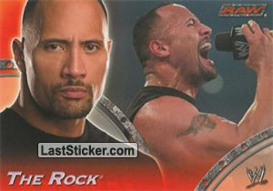 The Rock (RAW & SMACKDOWN PUZZLES)