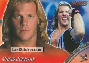 Chris Jericho (RAW & SMACKDOWN PUZZLES)