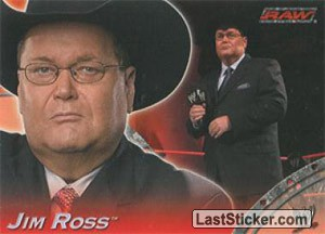 Jim Ross (RAW & SMACKDOWN PUZZLES)