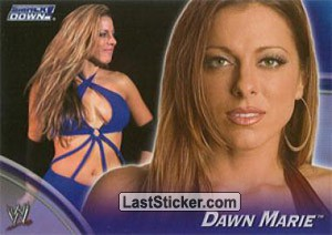 Dawn Marie (RAW & SMACKDOWN PUZZLES)