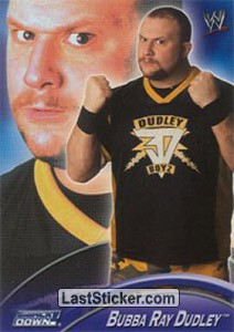 Bubba Ray Dudley (SMACKDOWN)