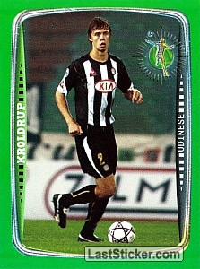 Kroldrup (Udinese) (Top Players Serie A (Difensori))