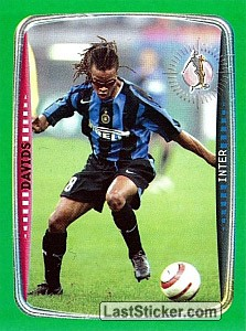 Davids (Inter) (Top Players Serie A (Centrocampisti))