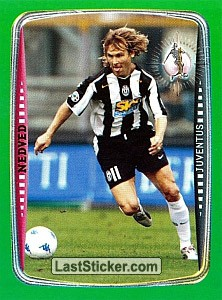 Nedved (Juventus) (Top Players Serie A (Centrocampisti))