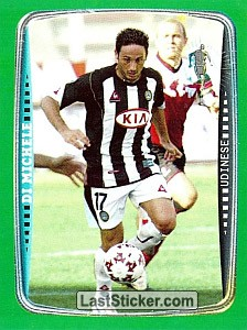 Di Michele (Udinese) (Top Players Serie A (Attaccanti))