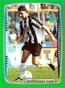 Ibrahimovic (Juventus) (Top Players Serie A (Attaccanti))
