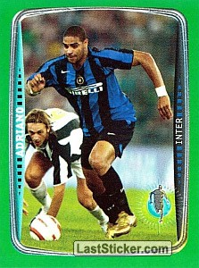 Adriano (Inter) (Top Players Serie A (Attaccanti))