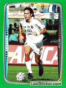 Inzaghi (Milan) (Top Players Serie A (Attaccanti))