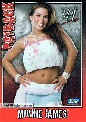 Mickie James (RAW SUPERSTARS)