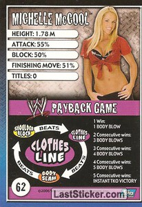 Michelle McCool (SMACKDOWN! SUPERSTARS)
