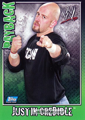 Justin Credible (ECW SUPERSTARS)